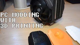 PC Modding With 3D Printing