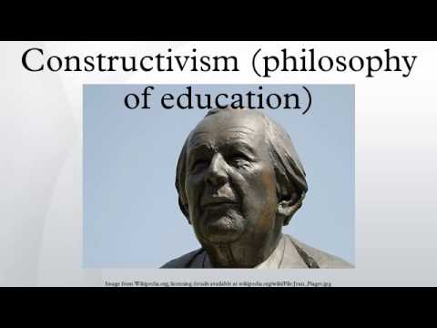 is constructivism the best philosophy of education View essay - constructivist approach to dhh learnersdocx from education ed 503 at kaplan university constructivism philosophy for.