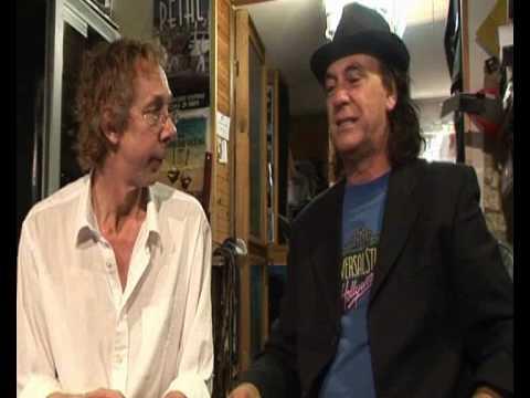 Tony Martin TV interview on SWAA on TVS (part 1)
