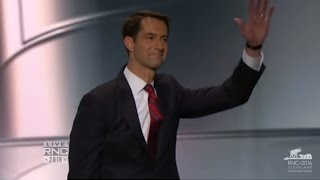 The Hon. Tom Cotton | 2016 Republican National Convention