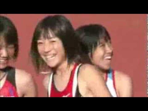 速すぎる女子中学生 陸上女子100m
