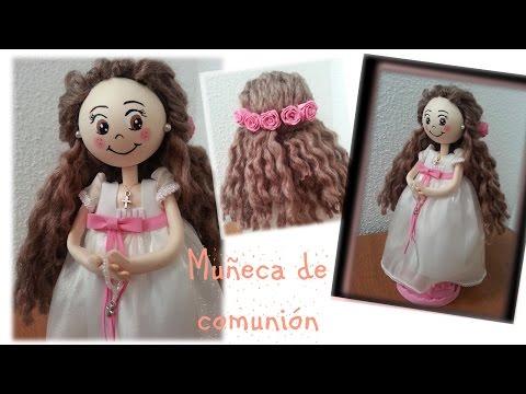 Muñeca comunion 20cm