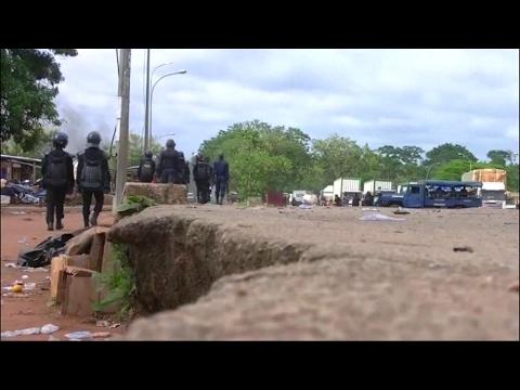 Côte d'Ivoire : 4 anciens rebelles tués pendant une manifestation à Bouaké