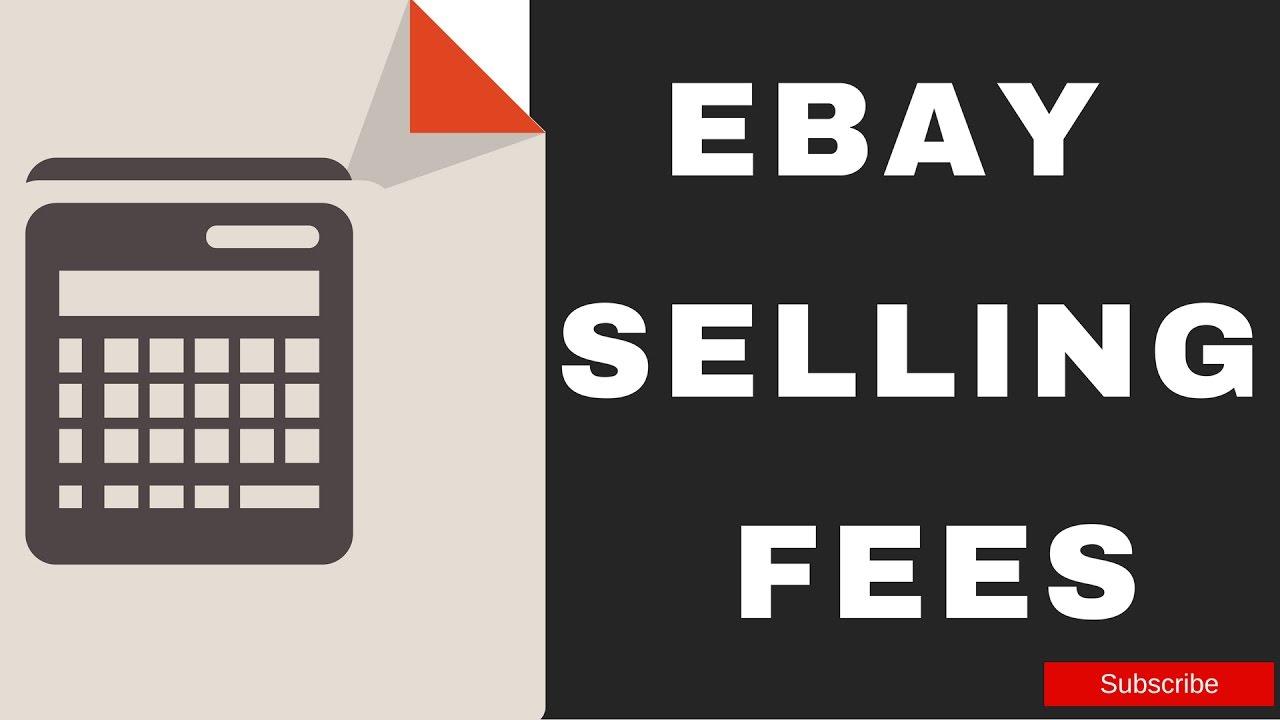 Photo license fee calculator - Ebay Selling Fee Calculator