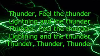 Thunder/ Young Dumb & Broke - Imagine Dragons & Khalid [Lyrics]