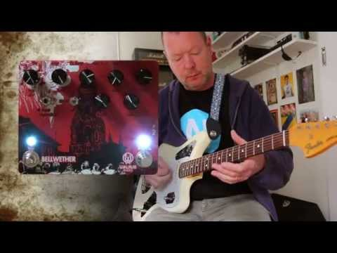 Walrus Audio: Bellwether Modulated Tap-Tempo Analog Delay