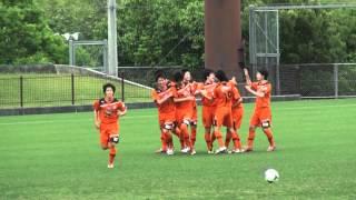 2012 東海クラ選U-18 準決勝 清水vs磐田 藤嵜智貴の先制ゴール