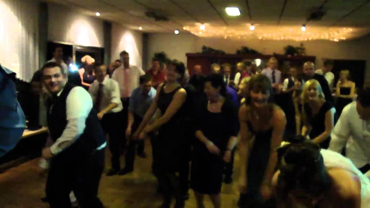 Flashmob auf Hochzeit YouTube
