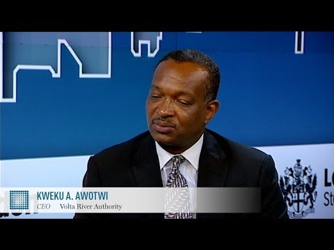 Kweku Awotwi on renewable energy in Ghana | Volta River Authority | World Finance Videos