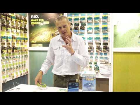 Rio Direct Core Flats Pro Fly Line with Simon Gawesworth