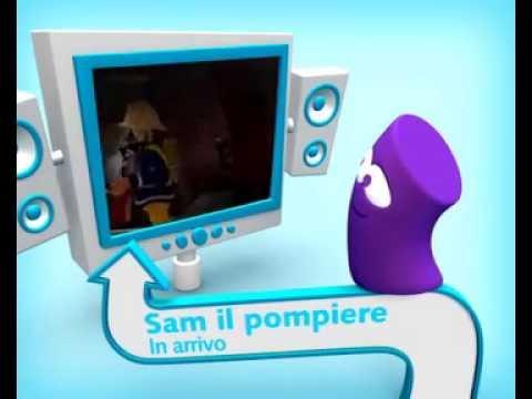 Giochi Preziosi - Sam Il Pompiere Promo Serie 10 Cartoonito