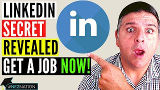 Get A Job On LinkedIn TODAY - LinkedIn Job Search Tutorial (BEST WAY)