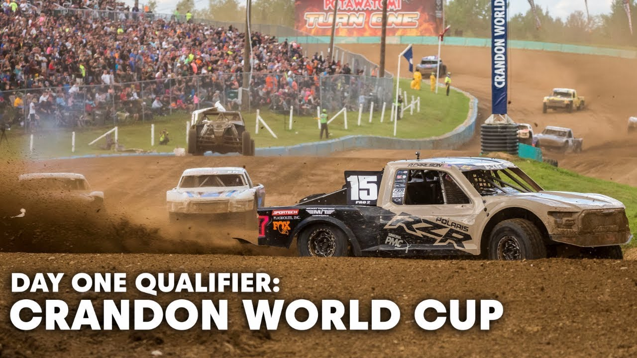 Crandon Off-Road Racing Day One 2019