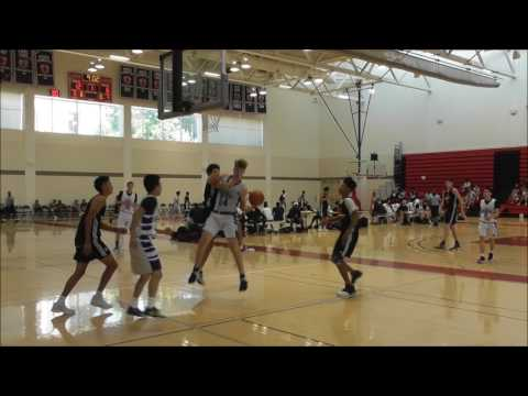 Palo Alto Peak 16U vs Team Arsenal 16U 07082017