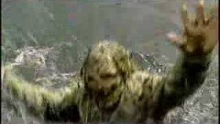 Hidden camera - Swamp Thing