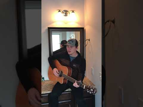 "Thomas Rhett - Marry Me - ""cover"" By - Bryce Mauldin"
