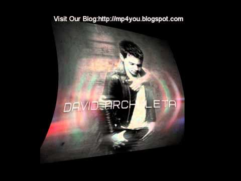 David Archuleta-Falling Stars With Lyric (New Song David Archuleta November 2010)