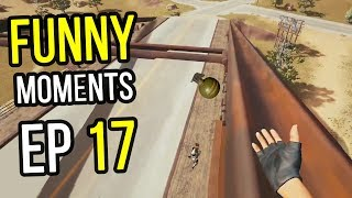 PUBG: Funny Moments Ep. 17