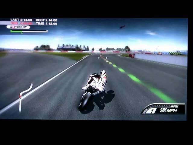 Moto GP 10/11 Time Trial - MarsVG.com