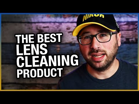 Lens Cleaning Wipes - The Best Lens Cleaning Product