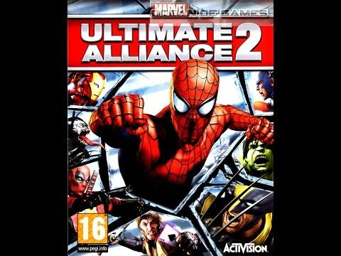 "Download torrent ""Marvel Ultimate Alliance 2"" full pc"
