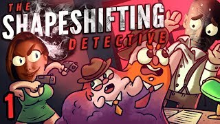 Who are we?!   The Shapeshifting Detective w/Dodger Part 1