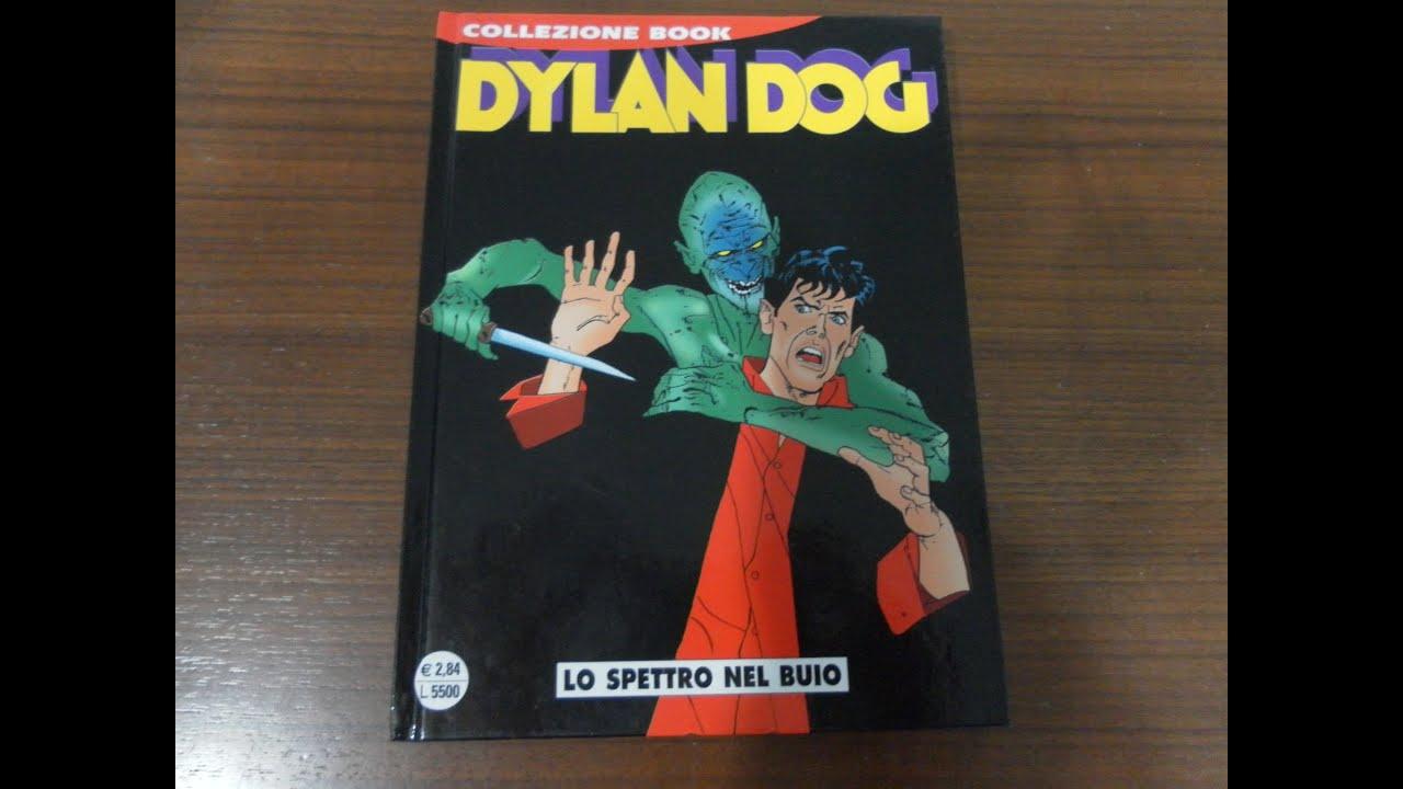 Dylan dog mensile n 68 lo spettro nel buio recensione - Dylan dog attraverso lo specchio ...