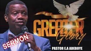 Pastor EA Adeboye Sermon  RCCG Uganda HOLY GHOST SERVICE 2019