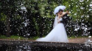 Свадебные фото (слайд шоу). Ирина и Андрей.