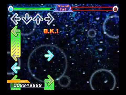 Dance Dance Revolution Extreme (PS2) Diving