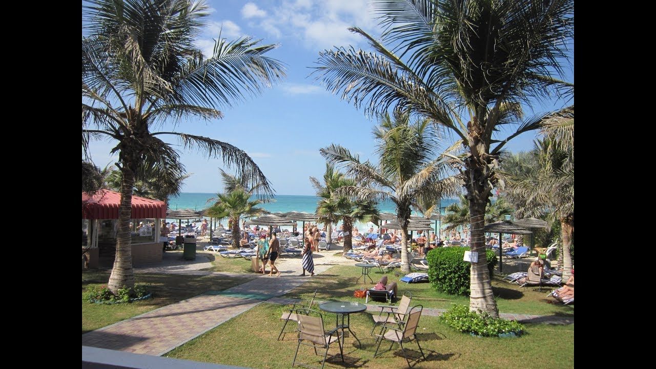 Обзор отеля Sahara Beach Resort 5
