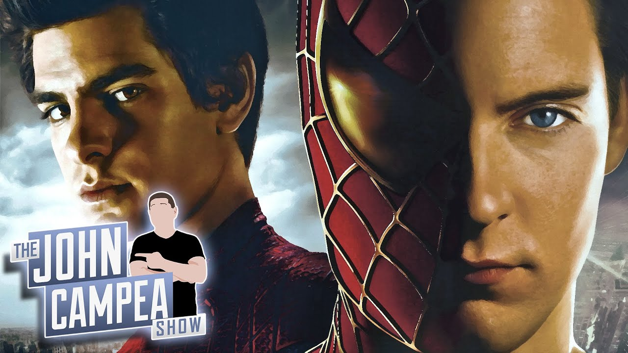 Spider-Man 3 Sees Return Of Maguire And Garfield Say Reports - The John Campea Show