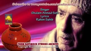 SHARIR ZOLNAM AAMY MADANWARAN  SINGER GHULAM AHMED SOFI  FROM RAVIMECH STUDIOS