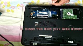 Dell Inspiration i5 3521 | 4 Beep Sound | Not Working | No Display | Problem Solved