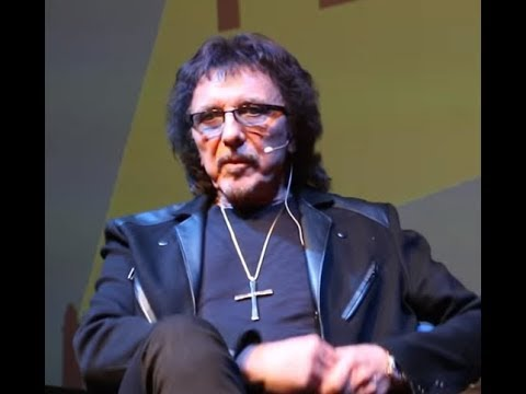 "Black Sabbath guitarist Tony Iommi new material .. ""I'm still writing stuff"""