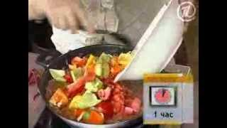 Мексиканское блюдо Чили кон карно ( Chili con carne)