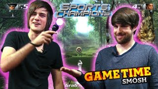 YA GOT TO MOVE YOUR BODY (Gametime w/ Smosh)