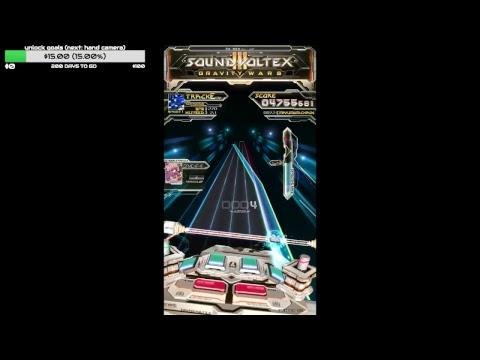 [SDVX] new SVSE5 controller! SOUND VOLTEX Gravity Wars