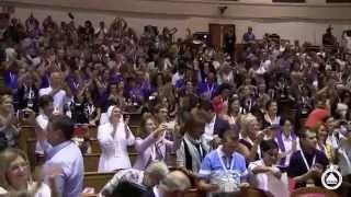 CDR Convegno-Pellegrinaggio 2014: Amicizia è volare BIS
