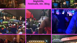 OUT & ABOUT:  The Live Music, Travel, Entertainment, Recreation, Nightlife, Festivals, etc. Blog