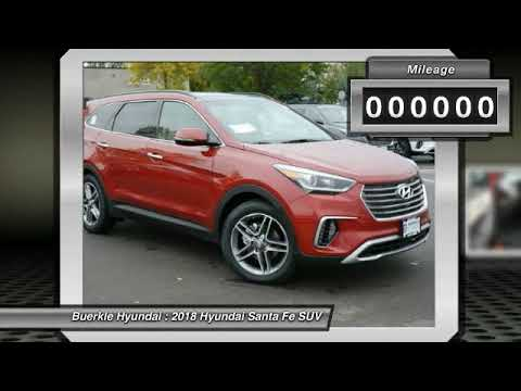 2018 Hyundai Santa Fe Saint Paul, White Bear Lake, Minneapolis, Inver Grove  Heights MN 400751