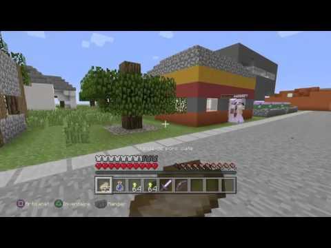 minecraft court métrage la fin du monde 1 FR