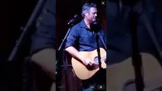 Blake Shelton - Ole Red Tishomingo (09.29.2017) [Susan Foran]