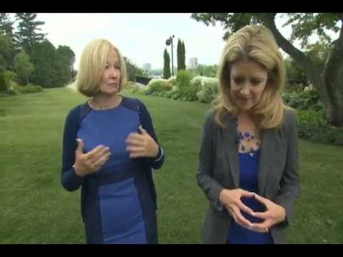 The Residences - Inside 24 Sussex - Home of Canada's Prime Minister - A tour with Laureen Harper
