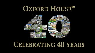 Oxford House: 2015 World Convention - 1st General Session