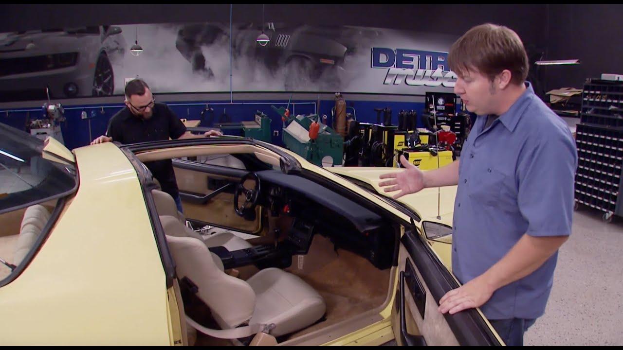 1986 chevrolet camaro iroc z build part 2 interior detroit muscle s3 e2 youtube 1986 chevrolet camaro iroc z build part 2 interior detroit muscle s3 e2