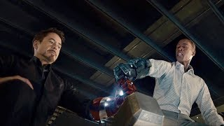 Age Of Ultron Hammer lifting scene | In tamil | Marvel Tamil Fans