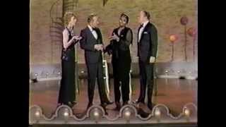 "Bing Crosby, Bob Hope, Carol Burnett, & Pearl Bailey - ""Side by Side by Side"""