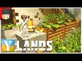 YLANDS - Bush Paradise! : Ep.12 (Survival/Crafting/Exploration/Sandbox Game)