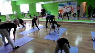 Открытый урок по детской эстрадной хореографии от Татьяны Ефановой